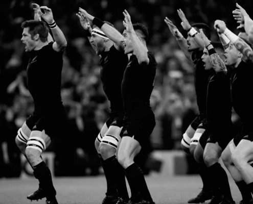 HAKA KAMATE video all blacks