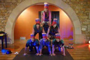 circo-del-sol team building madrid