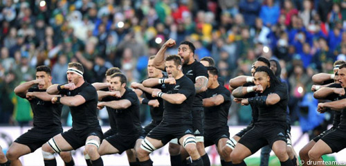 HAKA Team-Building