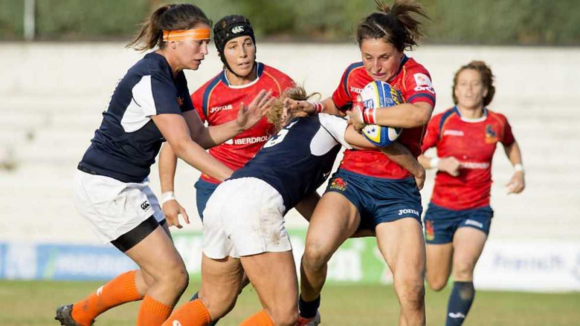 haka rugby femenino españa